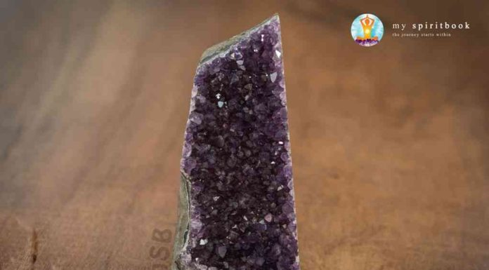 Amethyst Crystal - The Stone of Spirituality