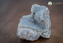 Chalcedony Crystal - The Stone of Communication