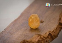 Citrine Crystal - The Stone of Abundance