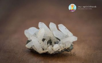 Clear Quartz Crystal - The Stone of Inner Light