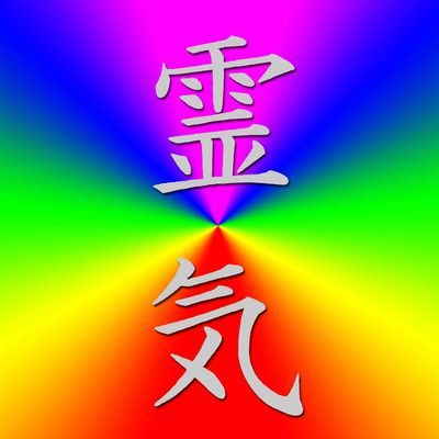 """Reiki means """"universal life force energy""""."""